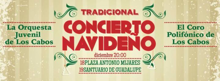 concierto navideño